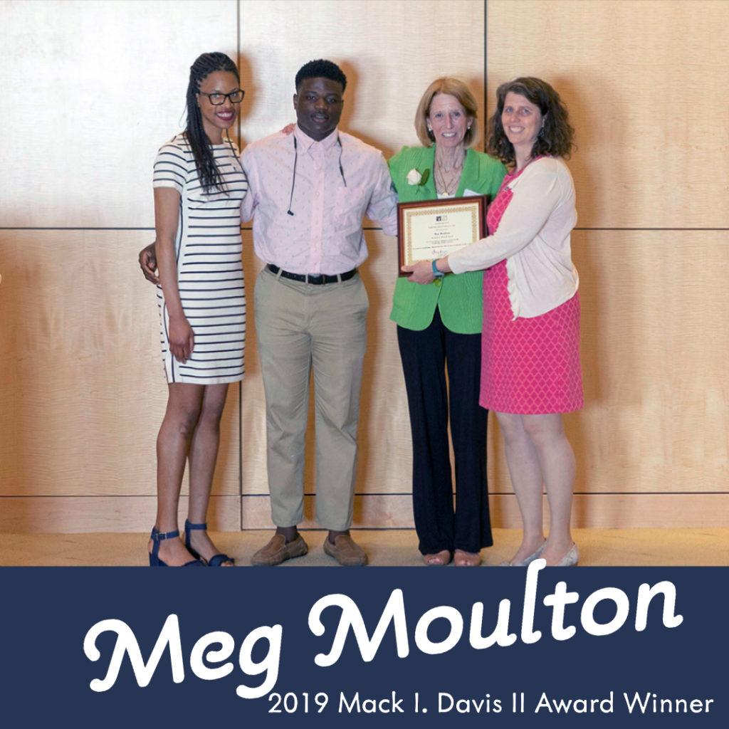 Four People Including Meg Moulton